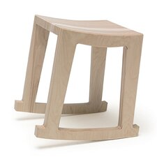 "Narrative Rocker 18"" Bar Stool"