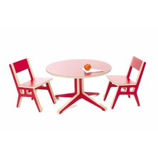 <strong>Context Furniture</strong> Truss Kids Table and Chair Set