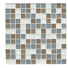 Mosaic Mosaic Gloss/Matte Combo Tile in Newport Coast