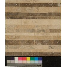 Random Sized Stone Mosaic Linear Peruvian Blend