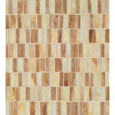 <strong>Bedrosians</strong> Mosaic Random Pattern Blend Tile in Butterscotch