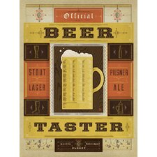 Beer Taster Graphic Art