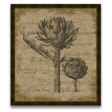 <strong>Epic Art</strong> Artichoke Wall Art