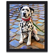 <strong>Epic Art</strong> Dalmatian Puppy Wall Art