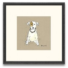 <strong>Epic Art</strong> A Cherished Companion Mans Best Friend II Wall Art