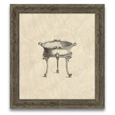 Chippendale Cisterns I Framed Graphic Art