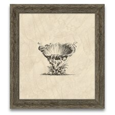 Chippendale Cisterns II Framed Graphic Art