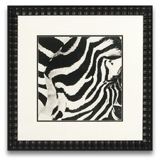 <strong>Epic Art</strong> Patterns of Passion Zebra III Wall Art