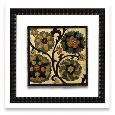 <strong>Epic Art</strong> Patterns of Passion Vintage Suzani IV Wall Art