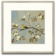 Elysian Fields Apple Bloom II Framed Graphic Art