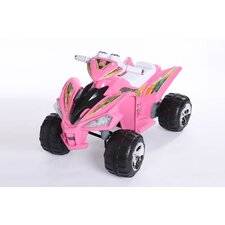 2 Step Super Quad 12V Battery Operated ATV