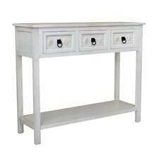 Coastal Console Table