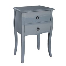 Lido 2 Drawer Accent Cabinet
