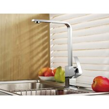 Contemporary/Modern Single Handle Kitchen Faucet