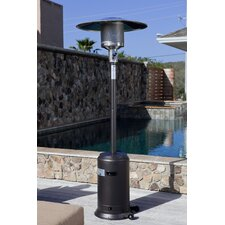 Mocha Finish Commercial Patio Heater