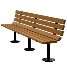 Eco Style Park Bench