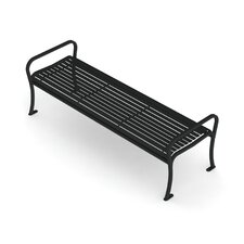 <strong>Select Site Furnishings</strong> Lamont Heavy Duty Park Bench