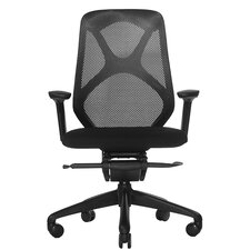<strong>Wobi Office</strong> Suit Mesh Chair with Adjustable Arms