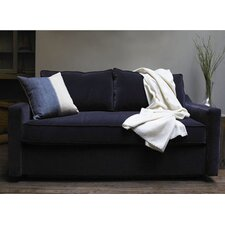 Crosby Velvet Loveseat