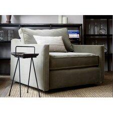 Crosby Devon Linen Club Chair