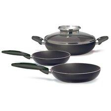 Platino Bio-Ceramix Nonstick 4-Piece Cookware Set