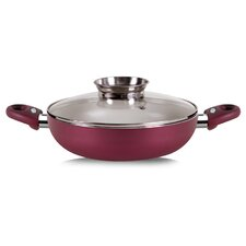 Princess Passion Non-Stick Skillet with Lid