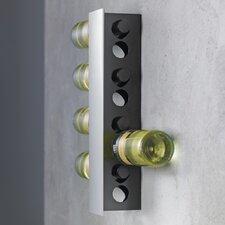 """44 cm Wand-Weinregal """"Wine und Dine"""" für 8 Flaschen"""