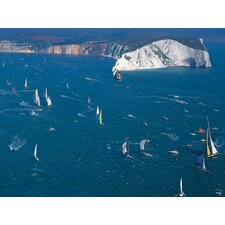 <strong>Innova</strong> Cowes Week Regatta by Philip Plisson Wall Art