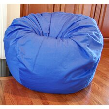 Organic Cotton Bean Bag Chair