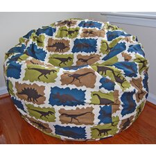 <strong>Ahh! Products</strong> Dinosaur Cotton Bean Bag Chair