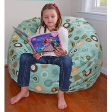 <strong>Ahh! Products</strong> Bubbly Cotton Bean Bag Chair