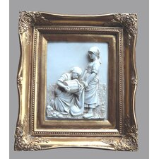 Gilt Sister Photo Frame