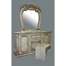 Sicily Dressing Table Set