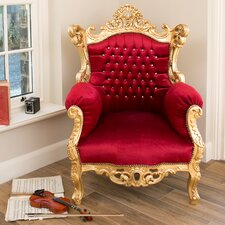 Throne Armchair
