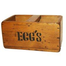 Wooden Egg Box (Set of 4)