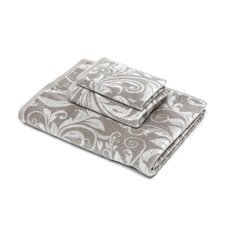Bedminister Scroll 3 Pieces Towel Set