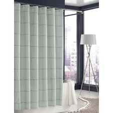 Mar-A-Lago Polyester Stripe Shower Curtain