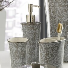 Bedminister Scroll Lotion Dispenser in Flint Grey