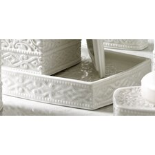 Bedminster Damask Tray