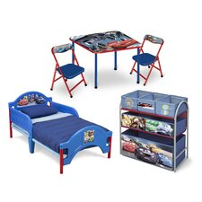 <strong>Delta Enterprises</strong> Disney Cars 3-Piece Room Set