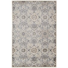 <strong>Kathy Ireland Home Gallery</strong> Bel Air Grey Rug