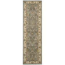 <strong>Kathy Ireland Home Gallery</strong> Lumiere Slate/Blue Rug
