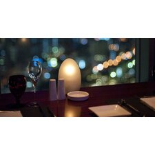 LuminArt Serenity LED Rechargeable Designer Table Lamp (Set of 2)