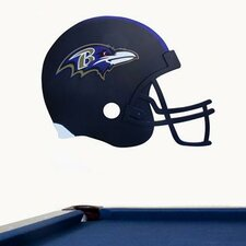 <strong>Fan Creations</strong> NFL Baltimore Ravens Giant Helmet Wall Décor