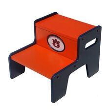 <strong>Fan Creations</strong> NCAA Two Step Stool