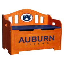 <strong>Fan Creations</strong> NCAA Stained Kid's Storage Bench