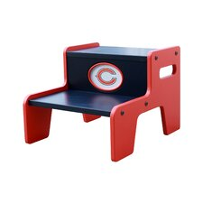 NFL Two Step Stool