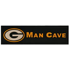 NFL Man Cave Graphic Art Plaque