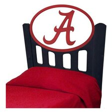 NCAA Slat Headboard