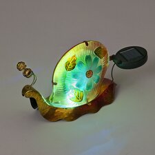 Snail with Color Changing LED